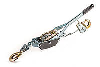 Лебедка рычажная 4 т, на 2 положения, трос 5.5 мм*3.00 м