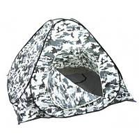 Купить оптом палатка рыболовная зимняя 2*2 дно отстегивается