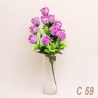 Букет розы (14 шт./ уп.) Искусственные цветы