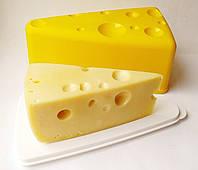 Контейнер для сыра,пищевой  пластик, 185мм*105мм.