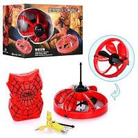Літаюча тарілка на радіокеруванні UFO Spider Man 138 / Летающая тарелка на радиоуправлении + реагирует на руку