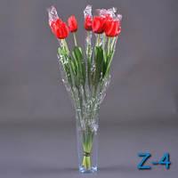 Тюльпан штучный, 60 см Z-4 (80 шт./уп.) Искусственные цветы