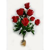 Букет роз, C-16-75 (14 шт./уп.) Искусственные цветы