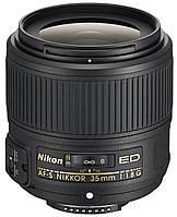 Nikon AF-S NIKKOR 35mm f/1.8G ED (в наличии на складе)