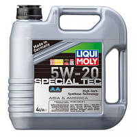 Моторное масло Liqui Moly LEICHTLAUF SPECIAL АА 5W-20, 4л.