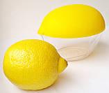 Контейнер для лимона ,харчовий пластик., фото 4