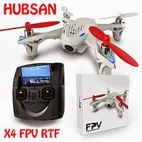 Квадрокоптер Hubsan X4 FPV 5,8 ГГц RTF 2,4 ГГц (H107D)