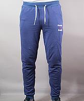 Молодежные мужские спортивные брюки на манжетах Reebok CrossFit оптом и в розницу