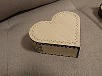 """Коробочка из дерева """"Валентинка"""", фото 1"""