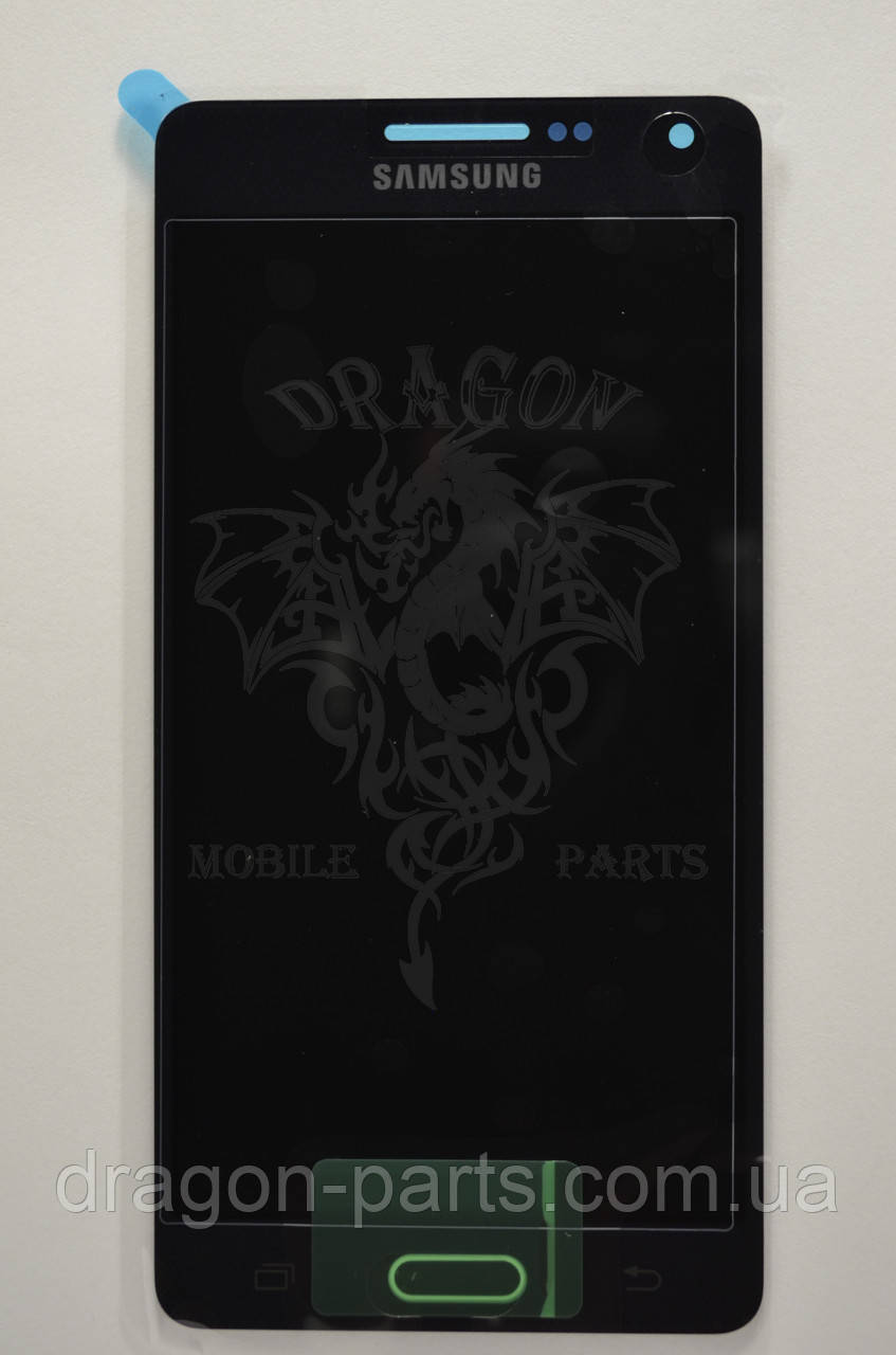 Дисплей Samsung A500 Galaxy A5 з сенсором Чорний Black оригінал , GH97-16679B