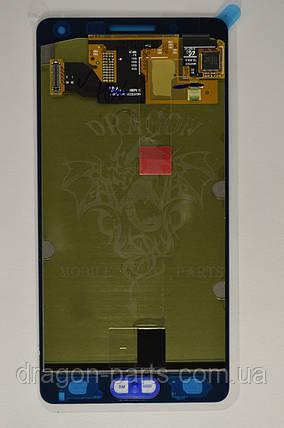 Дисплей Samsung A500 Galaxy A5 з сенсором Чорний Black оригінал , GH97-16679B, фото 2
