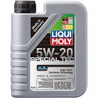 Моторное масло Liqui Moly LEICHTLAUF SPECIAL АА 5W-20, 1л.