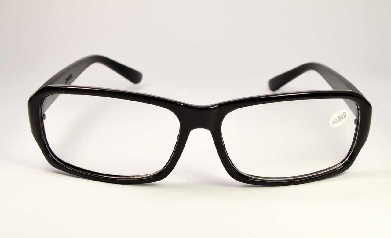 Очки черные унисекс оптом (889)