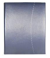 """Датированный ежедневник А5 Ричмонд (коллекция """"СТАНДАРТ""""), синий, от 100 шт"""