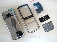 Корпус на телефон Nokia 6700 серебро