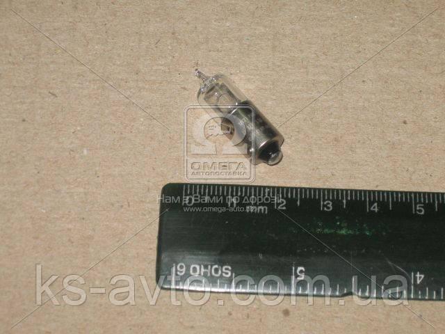Лампа накаливания 12036CP H6W 12V 5W BA9s (пр-во Philips),12036CP
