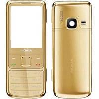 Корпус на телефон Nokia 6700cl золотой