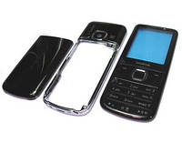 Корпус на телефон Nokia 6700cl черный