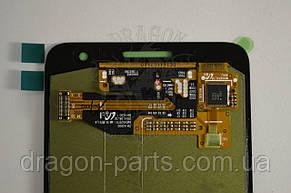 Дисплей Samsung A300 Galaxy A3 с сенсором Черный Black оригинал , GH97-16747B, фото 3