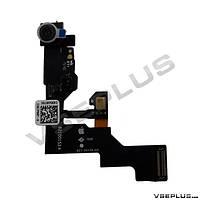 Шлейф Apple iPhone 6S Plus, с датчиком приближения, с камерой, с микрофоном