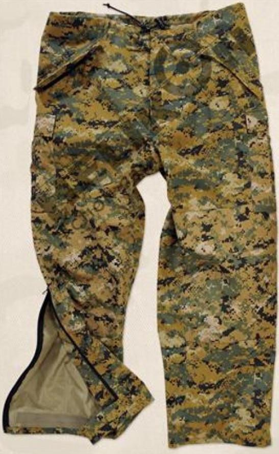 Брюки тактические Helikon-Tex® ECWCS Pants - Digital Woodland