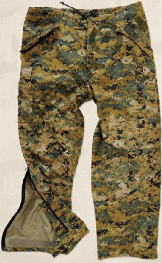 7316b46f024 Брюки тактические Helikon-Tex® ECWCS Pants - Digital Woodland - Магазин