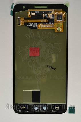 Дисплей Samsung A300 Galaxy A3 с сенсором Золотой Gold оригинал , GH97-16747F, фото 2
