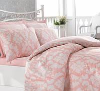 Комплект постельного белья Cotton Box - Сатин  -  Leyla Somon - Полуторный