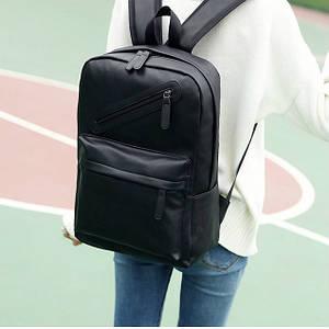 Рюкзак из искусственной кожи для парня