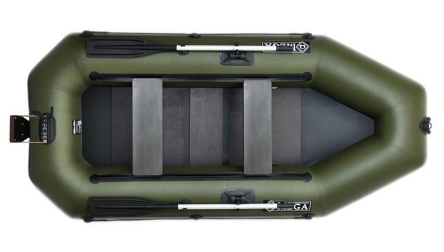 надувные лодки пвх 280 - гребные лодки из пвх с твердым дном и навесным транцем