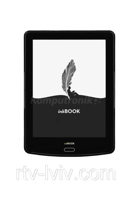 Електронна книга inkBOOK Prime HD + чехол