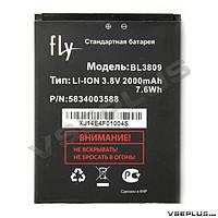 Аккумулятор Fly IQ458 Evo Tech 2 / IQ459 Quad EVO Chic 2, original