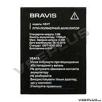 Аккумулятор Bravis Next, original