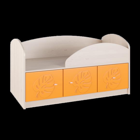Маугли МДМ-1 оранж кровать