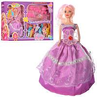 Игровой набор кукла с нарядами Y741B