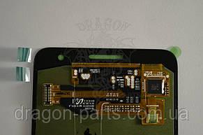 Дисплей Samsung A300 Galaxy A3 с сенсором Серебряный Silver оригинал , GH97-16747C, фото 2