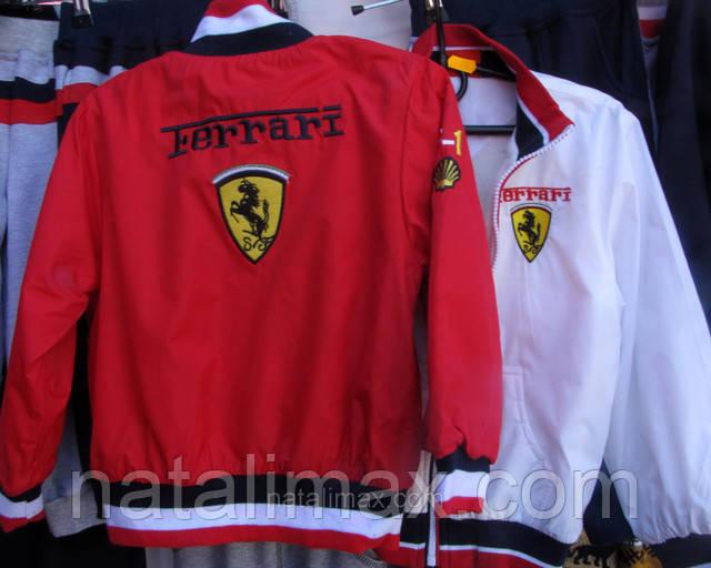 Одежда для стильных мальчиков - бренды Armani, Ferrari, Porshe и других