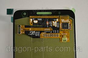 Дисплей Samsung A300 Galaxy A3 с сенсором Белый White оригинал , GH97-16747A, фото 3