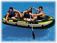 """Надувная лодка """"Seahawk 3"""" Intex 68349, фото 1"""