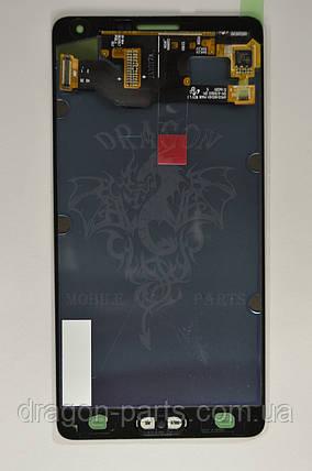 Дисплей Samsung A700 Galaxy A7 с сенсором Черный Black оригинал , GH97-16922B, фото 2