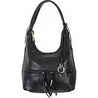 Красивая женская кожаная сумка по низким ценам