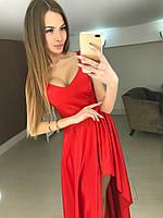 """Изящное платье """"Valentino"""" с декольте"""