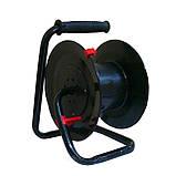 Удлинитель  электрокабеля У16-25м(2х2,5)  на катушке, фото 3
