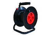 Удлинитель  электрокабеля У16-25м(2х2,5)  на катушке, фото 4