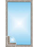 Зеркало в багетной раме, размер 130х70 см