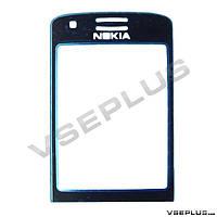Стекло Nokia 6288, черный