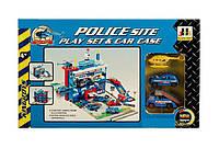 Игровой набор Паркинг-гараж 566-16 Полицейская станция