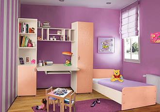 Детский мебельный набор Джери Пехотин