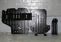 Защита двигателя, кпп, диф-ла Subaru Outback 2003-2008 с установкой! Киев
