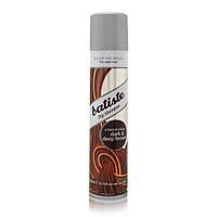 Batiste Dry Shampoo Dark and Deep Brown - Сухой шампунь для волос 200 мл.